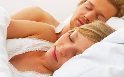 ETAS, melhora na qualidade do sono e repouso