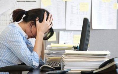 Como lidar com a depressão no ambiente de trabalho