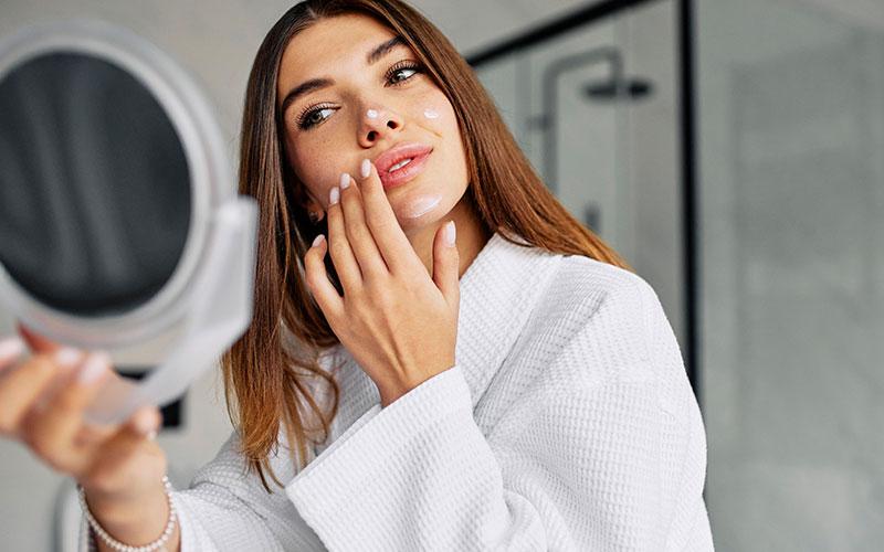Como cuidar da pele